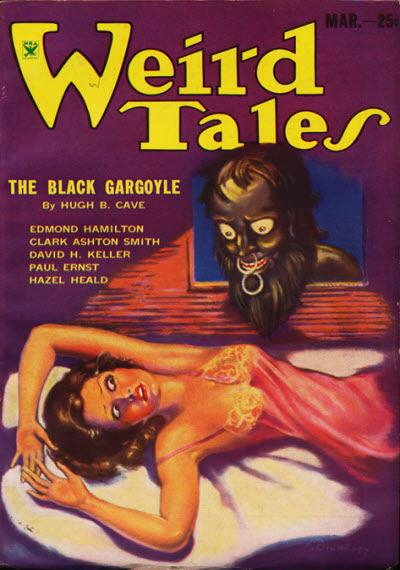 Brundage Weird Tales